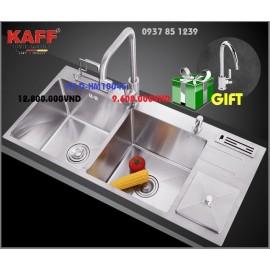 Chậu rửa INOX KAFF KF-HM10045