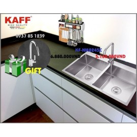 Chậu rửa INOX KAFF KF-HM8245C