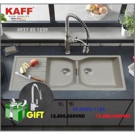 Chậu rửa KAFF GRANITE KF-MIRO-1150