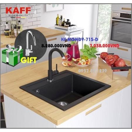 Chậu rửa KAFF GRANITE KF-MONDY-715-D