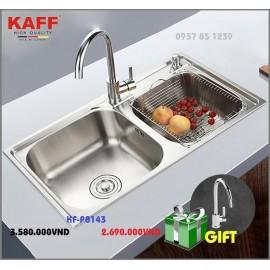 Chậu rửa INOX KAFF KF-P8143