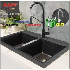 Chậu rửa KAFF GRANITE KF-MONDX-815