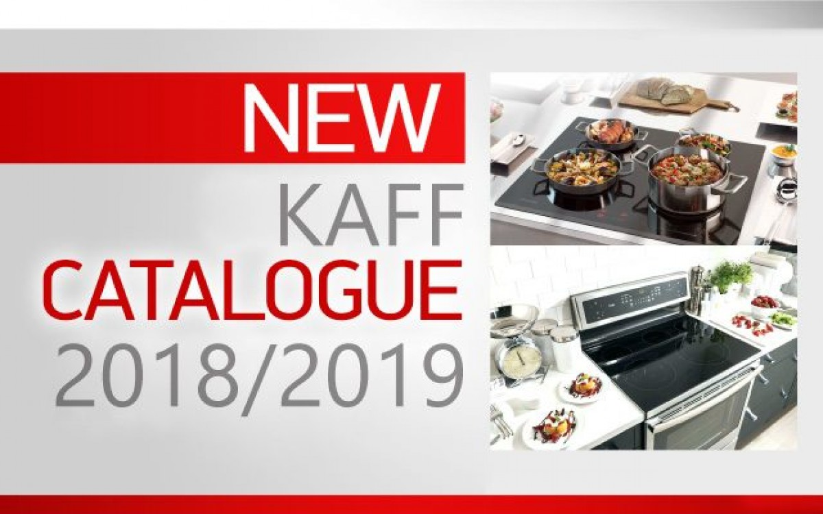 CATALOGUE KAFF 2019 NEW